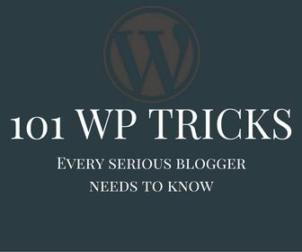 101 WordPress tricks