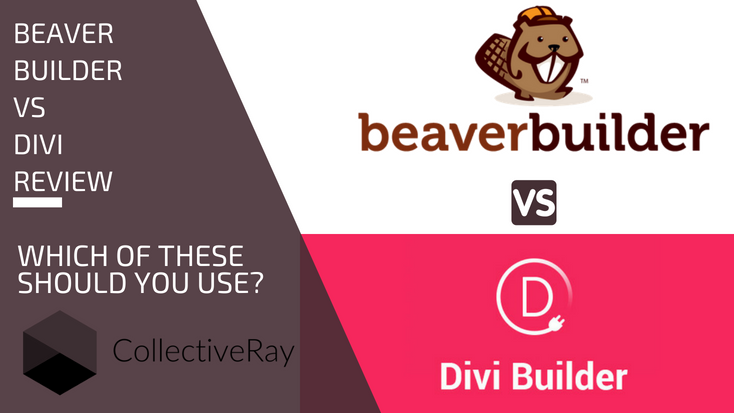 Beaver Builder vs Divi