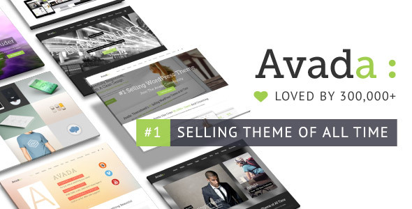 Avada multipurpose woocommerce compatible template