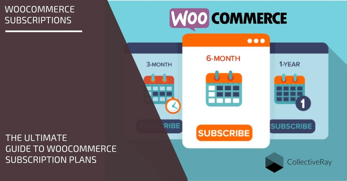 All about WooCommerce subscriptions