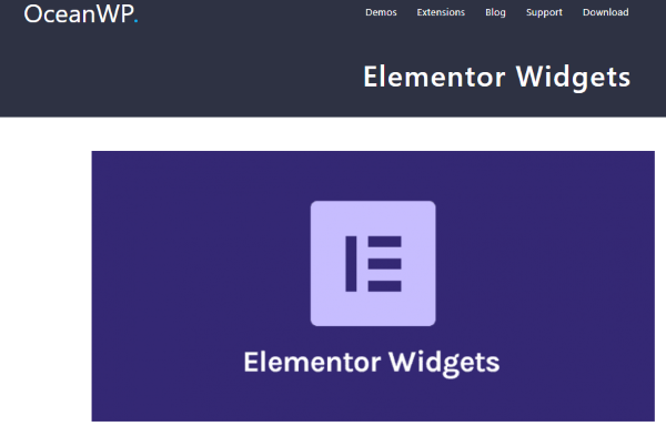 Elementor Integration