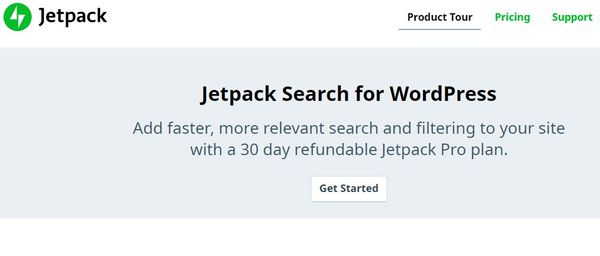 Jetpack Search
