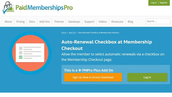 Paid Memberships Pro conclusion