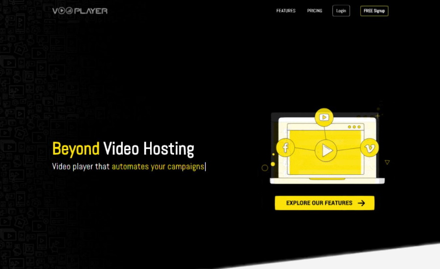 vooPlayer Video hosting review