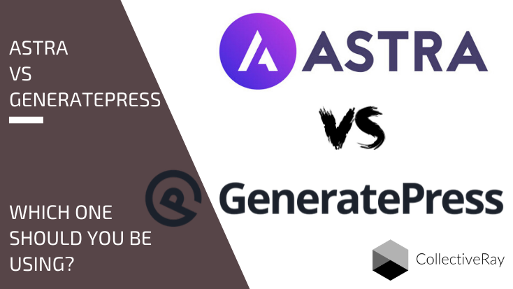 Astra vs GeneratePress