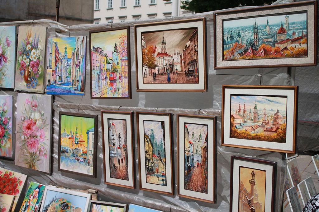 artist work gallery