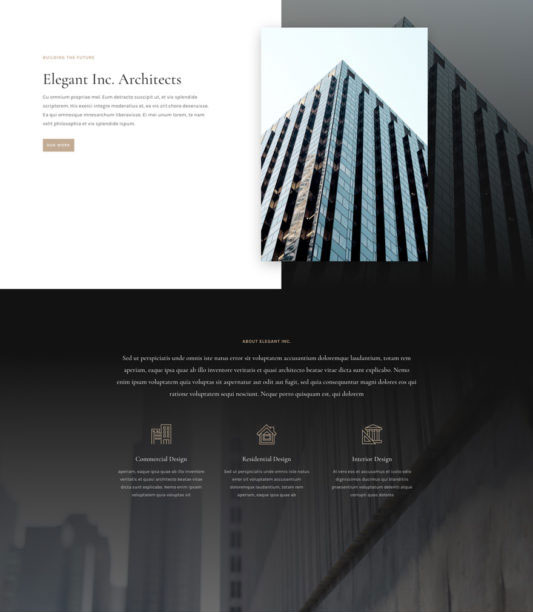 divi architecture firm