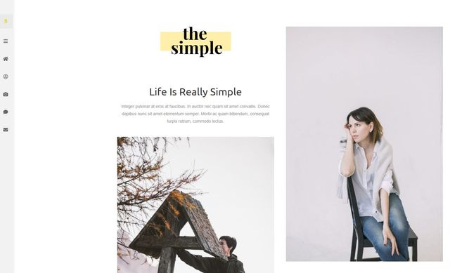 OceanWP The Simple