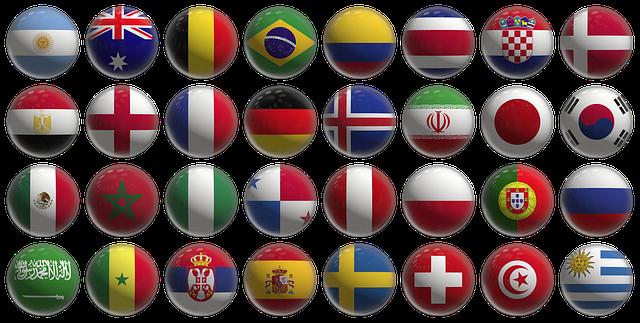 Advantages of multilingual websites