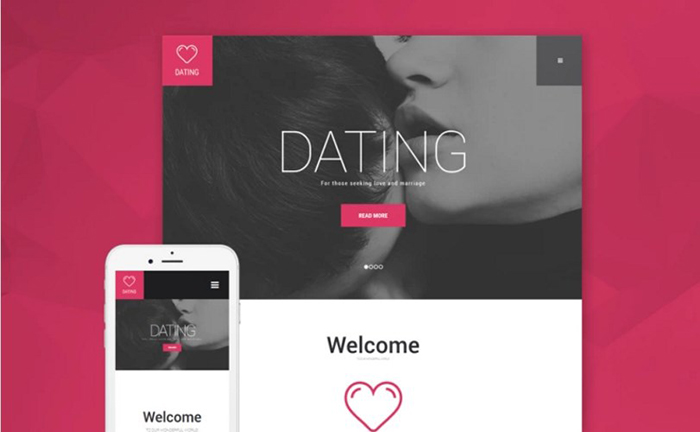 Dating WP Template