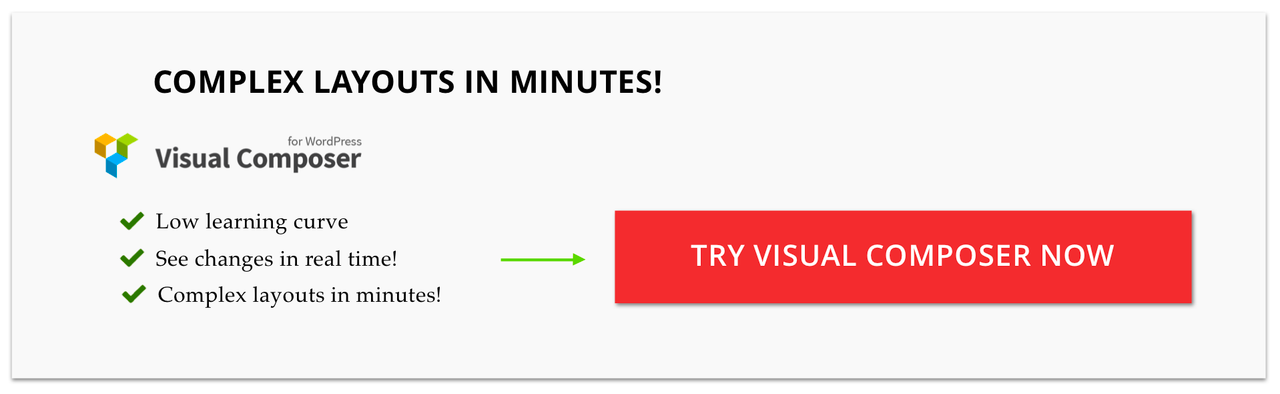 Try Visual Composer Now