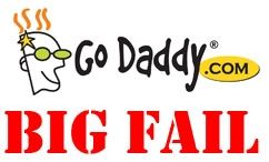 godaddy big fail