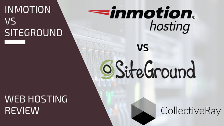 InMotion vs SiteGround