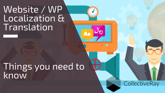 WordPress Translation plugin and all the things you need to know about localization