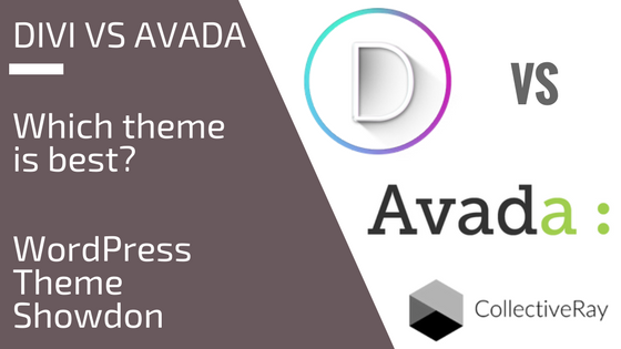 Divi vs Avada - comparing these two most popular themes